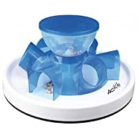 TRIXIE Tunnel Feeder for Cats