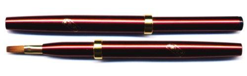 竹宝堂化粧筆 リップブラシ Lー8 熊野筆