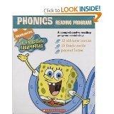 Spongebob Squarepants Phonics Box