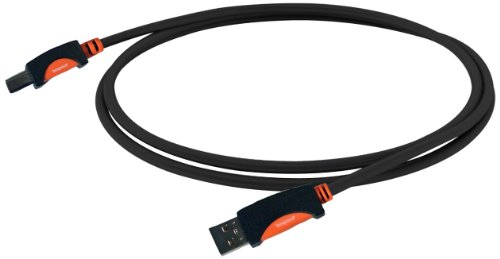 Bespeco Silos Series 6-Feet Professional Usb Cable With A-B Connectors