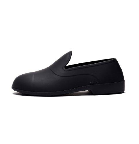 """COVY'S Urban Life """"nero / black"""" PREMIUM SET (scarpe protezione, scarpe con cover, galosh), Black, 43-44,5 EU / Misura L (UK 9.0-10.0; US 10.0-11.0)"""