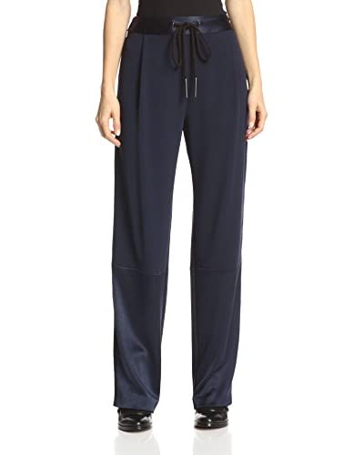 Derek Lam 10 Crosby Women's Track Pant with Drawstring