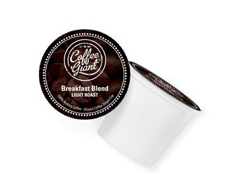 Breakfast Blend Cup Coffee - Light Roast