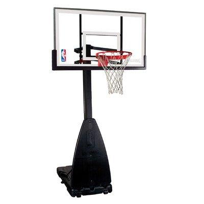 Spalding Portable Basketball System - 54