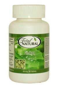 [12 Bottles] Ginkgo 60Mg 90T - Improve Memory Aging Solution