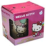 Hello Kitty Polkador Balloons Mug