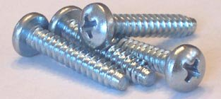 SCR832138-ZP #8-32 x 1-3//8 Zinc Plated Truss Head Self-Tapping Phillips Drive Drawer Knob /& Pull Screws Machine Screws for Cabinet or Drawer Knob /& Pull Handle