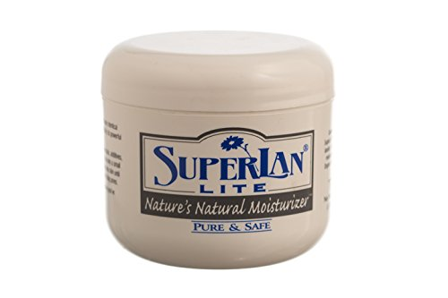 Superlan® Lite Moisturizer Ultra Pure Medical Grade Refined Lanolin 4.0 Oz. - 1