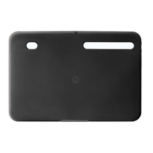 Motorola Protective Gel Case for MOTOROLA XOOM Black (Motorola Retail Packaging)