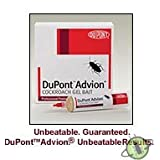 30 Gram Tube Dupont Advion Cockroach Roach Gel Bait w/ Plunger