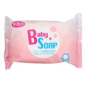 Shabondama Organic Baby Soap