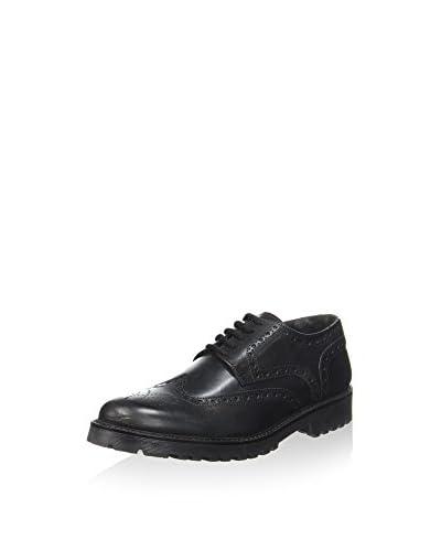 Francesco V. Zapatos derby Negro