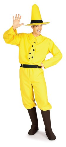 rubies-costume-curious-george-man-in-the-hat-yellow-one-size