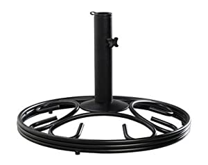 Ace Living Accents Wrought Iron Round Umbrella Base (28580MB) at Sears.com