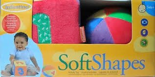 Infantino SoftShapes - 1