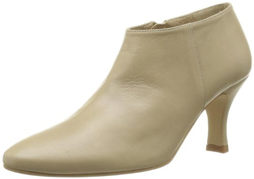 Studio Paloma Women's Visiana Boots Beige Beige (Alaska Tuar) 5 (38 EU)
