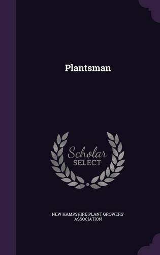 Plantsman