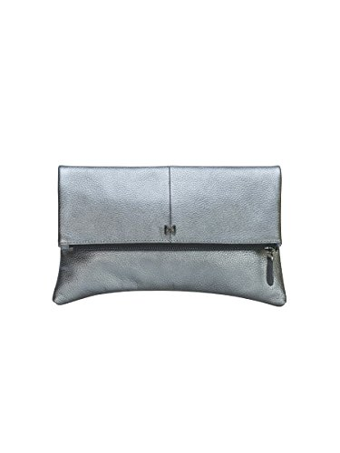 esoteric-pebble-leather-pop-of-color-foldover-style-clutch