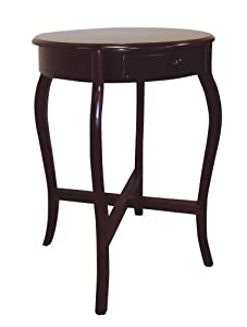Frenchi Home Furnishing Cherry End Table