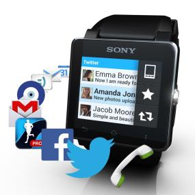 With hundreds of apps dedicated to Sony, your SmartWatch 2 can be personalised to suit your needs