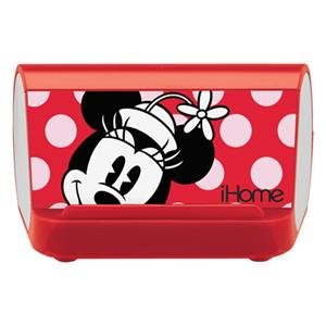 NEW Minnie Mouse Stereo Speaker (Digital Media Players)