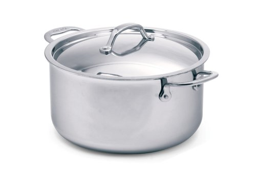 Cuisinox POT324 Elite 3.2-Quart Covered Dutch Oven
