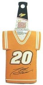 Tony Stewart #20 Bottle Jersey Holders - Set of 4 by Kolder