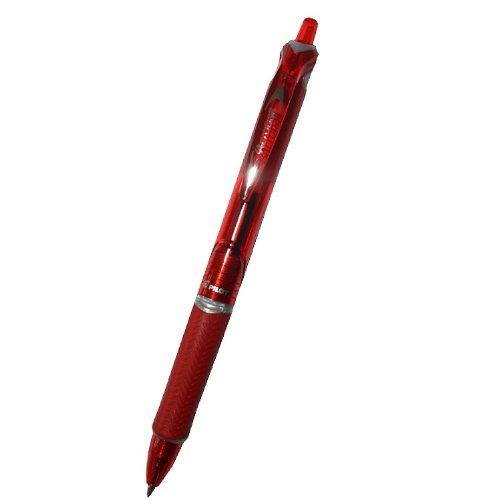Pilot - Bolígrafo (12 unidades), color rojo