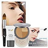Cover FX The Big Cover Up 3 Step Essentials ($135 Value) E Series