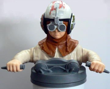 STAR WARS: Episode 1 ~Taco Bell- ANAKIN SKYWALKER Cup Topper