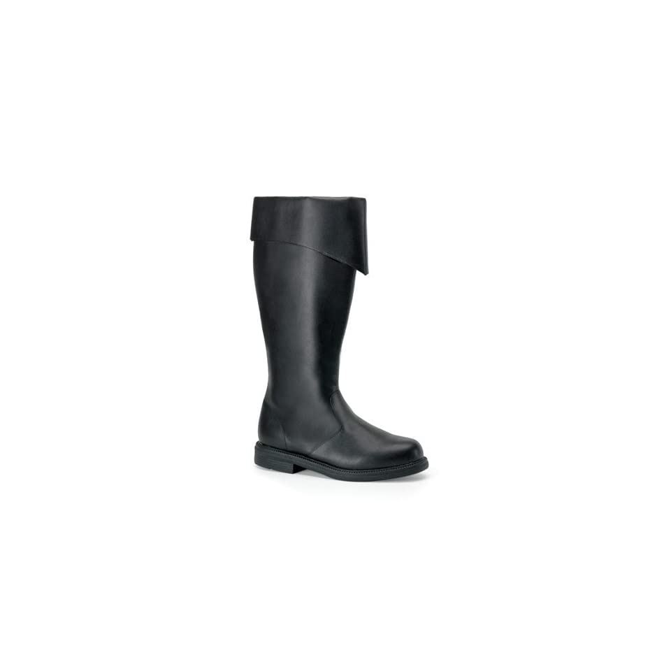 e2c89fc285f6 Mens WIDE CALF Boots Costume Boots Pirate Costume Accessory Shoes on ...