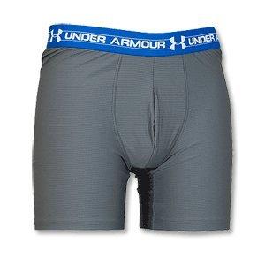 """Under Armour Men's UA Mesh 6"""" BoxerJock Boxer Briefs"""