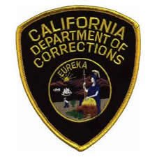 CALIFORNIA DEPARTMENT OF CORRECTIONS - Shoulder Patch, Old School, Eureka CDC, CDCR, California Dept. of Corrections and rehab - Patch - Police Patch, Jail, Prison, Corrections - Sold by UNIFORM WORLD (Ca Department Of Corrections compare prices)