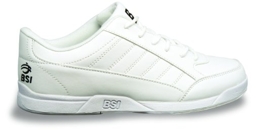 bsi s basic 520 bowling shoes white size 13 0