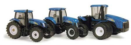 New Holland Tractor Gift Set - 1:64 scale