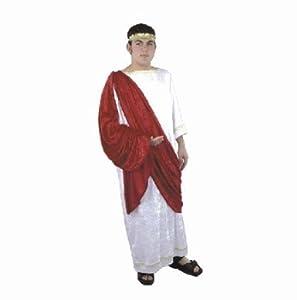 Deluxe ORIGINAL Panne Velvet Plus Size Caesar Costume
