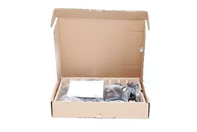 Genuine Dell E-Port Replicator PR02X Docking Station and Port Replicator With PA-4E Power Adapter For Dell E Series Laptop/Notebooks Latitude E4200 / E4300 /E5400 / E5500 / E6400 / E6400 ATG / E6500 Dell Precision M4500/ M4600 / M6400 / M6500 /M6600 Dell