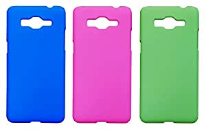 3 Pieces of Winsome Deal Exclusive Hard Back Cover for Samsung Galaxy Grand Prime SM-G530