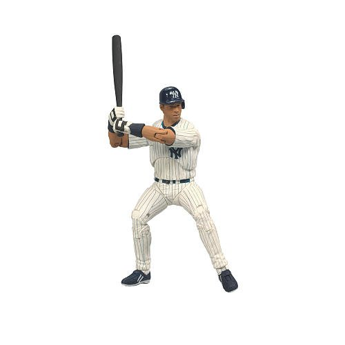 New York Yankees Mcfarlane 2010 Mlb Playmakers Series 1 Alex Rodriguez Action Figure front-811902