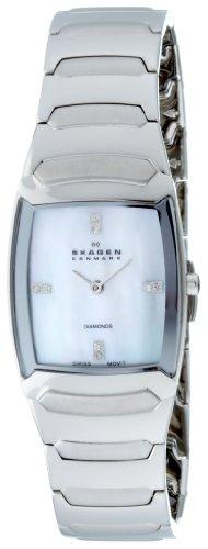 Skagen - 584SSXD - Montre Femme - Quartz - Analogique - Bracelet Acier Inoxydable Argent