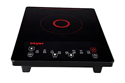 Soyer IN 4001T Induction Cooktop