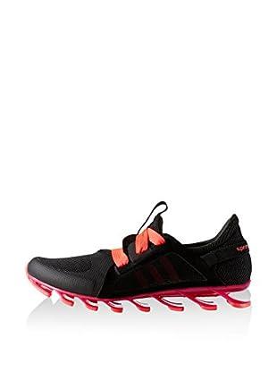 adidas Zapatillas Springblade Nanaya (Negro)