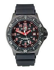 Luminox Black Ops Series Rubber Strap Black Dial Men's watch #8415