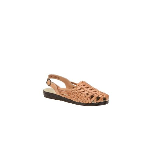 Softspots Women'S Tobago Natural Sandal 12 M (B)