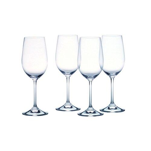 white wine glass shape