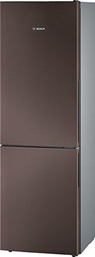 Bosch KGV36VD32S réfrigérateur-congélateur - réfrigérateurs-congélateurs (Autonome, Bas-placé, A++, Marron, SN, T, LED)