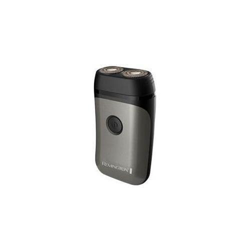 Remington R95Cdn Dual Flex Travel Rotary Shaver, Rechargeable, Charging Led Indicator, Black & Gray