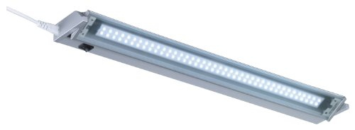 trio leuchten 220515587 lampada led da sottopensile 80 x led 5 5 w inclusi orientabile con. Black Bedroom Furniture Sets. Home Design Ideas