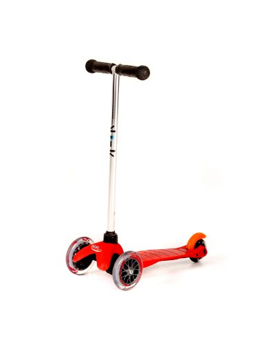 Mini Kick Scooter – RED — Cycles for Kids