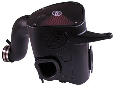 S&B Filters 75-5068 Cold Air Intake kit for 2013-2016 Dodge Ram 2500, 3500, 6.7L (Cleanable Filter) (Dodge Ram Intake compare prices)